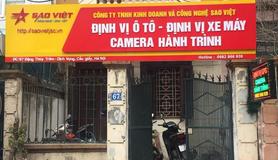camera hành trình ô tô Hà Nam
