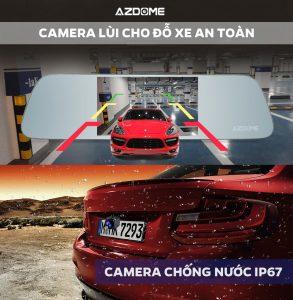 Camera hành trình gương PG01
