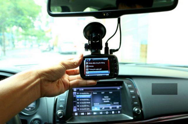camera hành trình ô tô tại Thái Bình