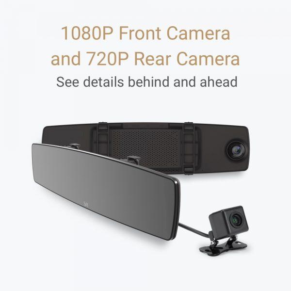 Camera hành trình Xiaomi Yi Mirror Dash Cam