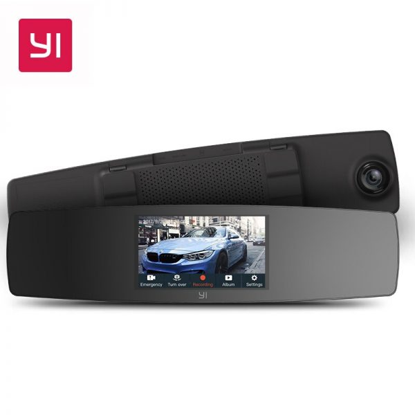 Camera Xiaomi Yi Mirror Dash Cam2