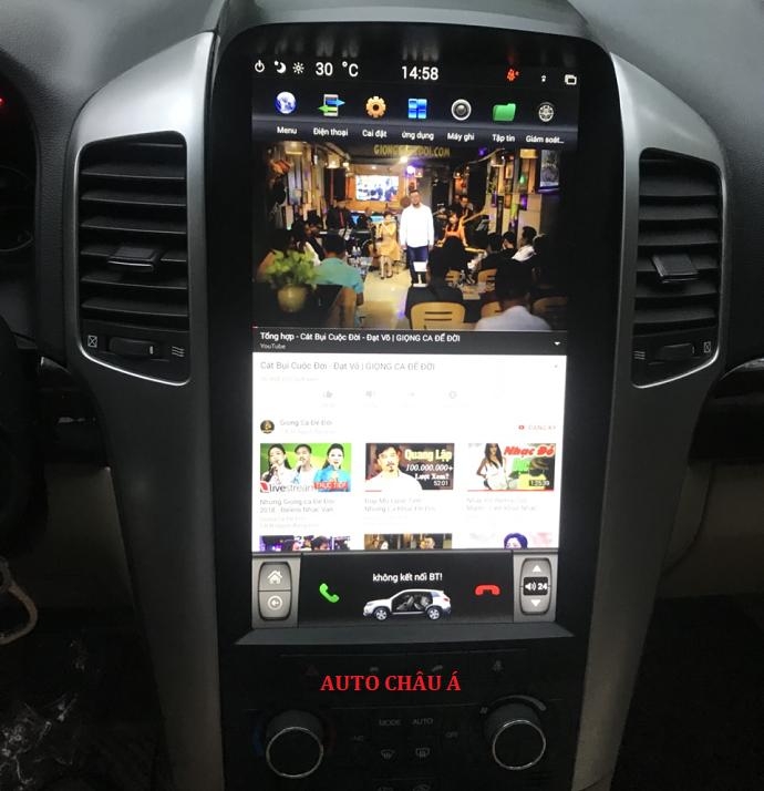 Màn hình dvd ô tô chính hãng Auto Châ Á