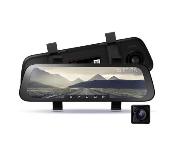 camera hành trình gương xiaomi 70mai Rearview Dash Cam Wide