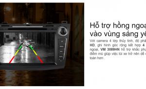 Địa chỉ lắp camera lùi Vietmap VM3089HH