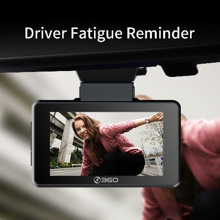cảnh báo về sự mệt mỏi khi lái xe
