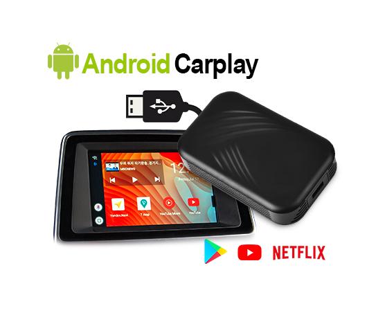 Android box cho ô tô