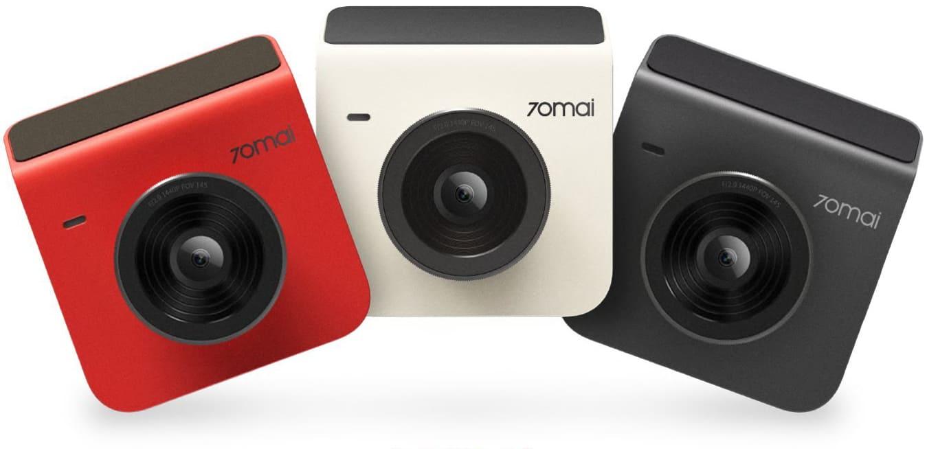 Camera Hành Trình 70mai Dash Cam A400 Dáng Thể Thao Siêu Đẹp