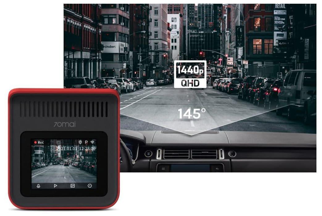 xiaomi A400 độ phân giải quad hd 1440P
