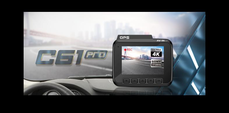 Vietmap C61 Pro ghi hình 4K