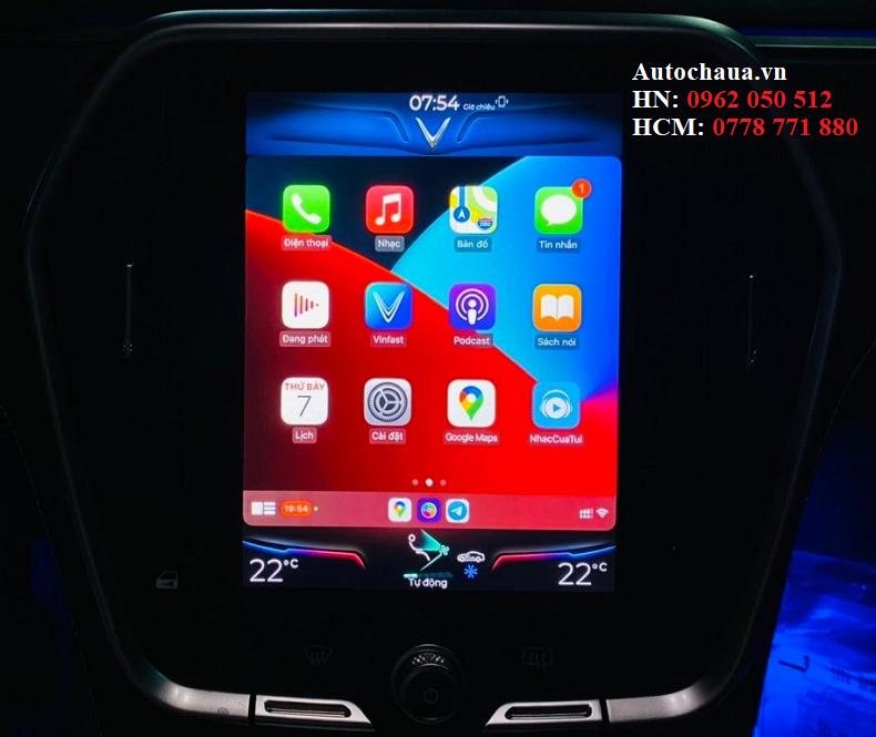 Apple CarPlay Vinfast